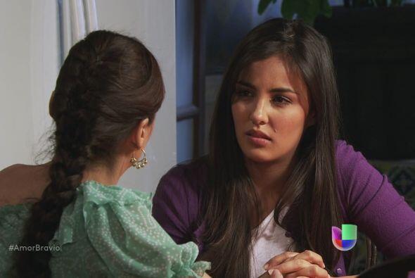 Luzma le dice a su madre que ha tomado una decisión: dejar La Malquerida...