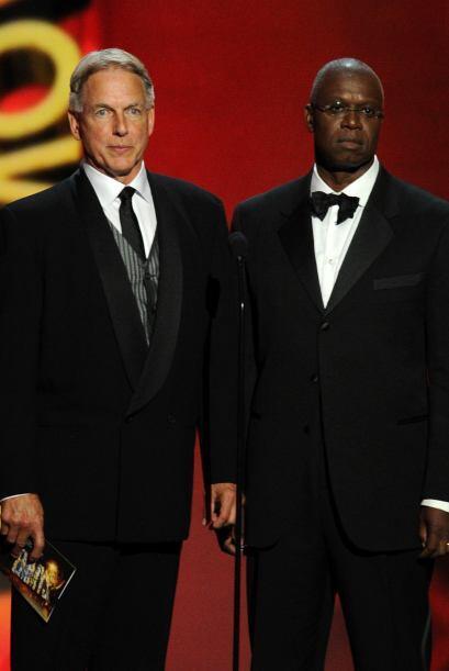 Los actores Mark Harmon y Andre Braugher tuvieron unos cuantos problemit...