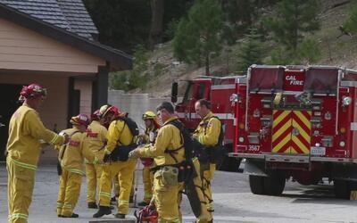 El duro trabajo de Cal Fire para proteger al estado de las llamas