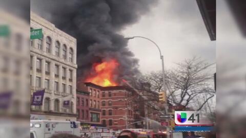 ¿Afectado por la explosión en East Village?