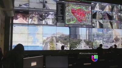 Blindan ciudades mundialistas en Brasil