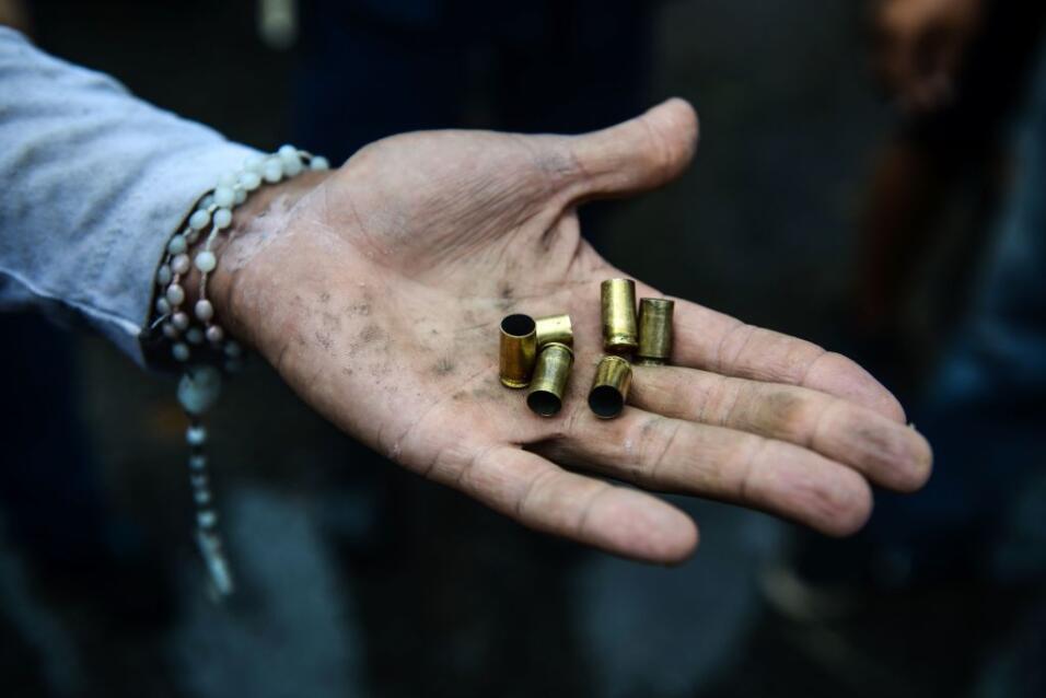 armas y balas