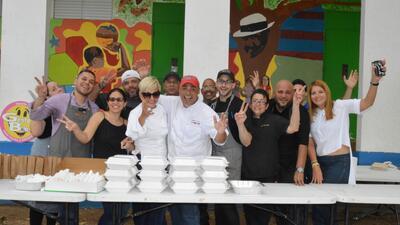 Comida caliente para Loíza con la Chef Marilyn de Una Buena Tarde