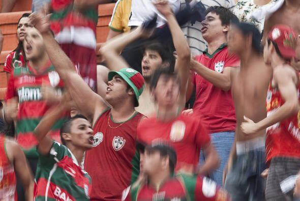 El campeonato estatal de Sao Paulo es uno de los más populares en Brasil...