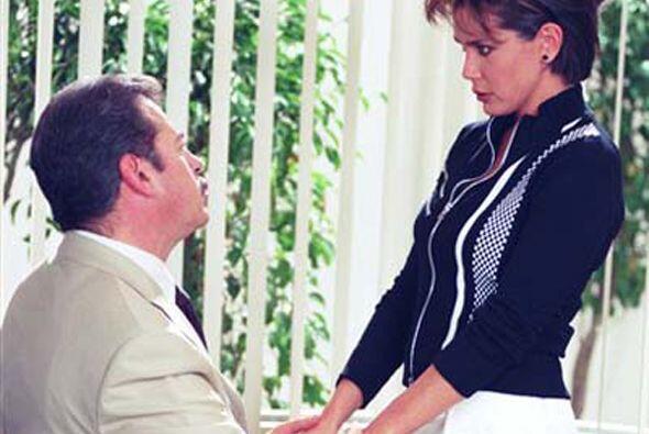"""La amante de """"Ramón"""", una ejecutiva que supo utilizar su físico como arm..."""