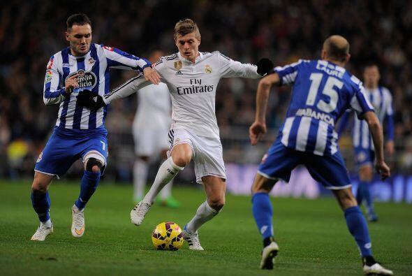 Real Madrid reapareció en el Santiago Bernabéu y lo hizo c...