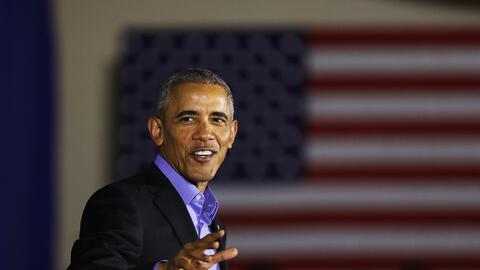 """""""Para Obama las bromas eran la oportunidad para hacerle ver a todos..."""