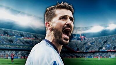 David Villa Pro Soccer videojuego