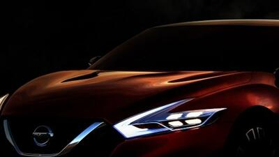 Nissan sigue presentando nuevos conceptos.