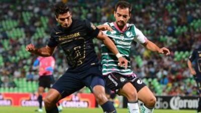 El empate a un gol fue justo en el Estadio Corona TSM.