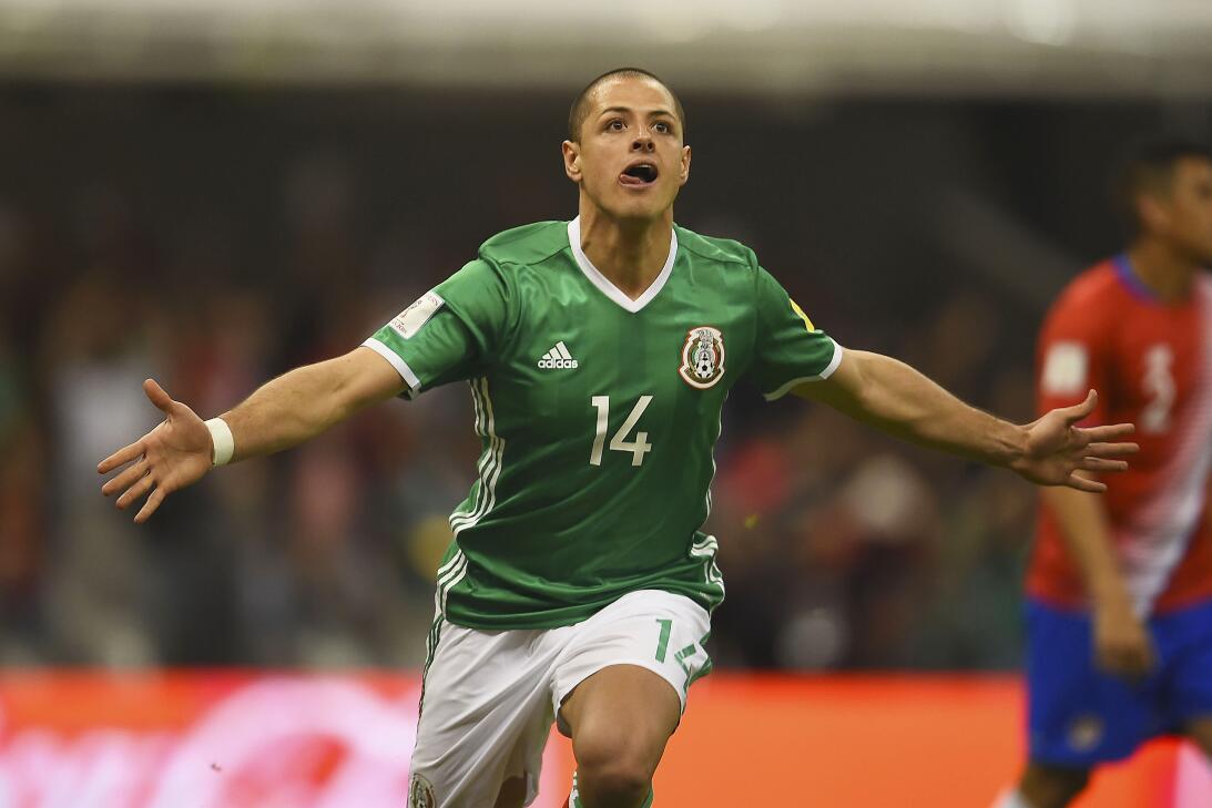 Juan Carlos Osorio tiene a dos máximos goleadores entre los 65 jugadores...