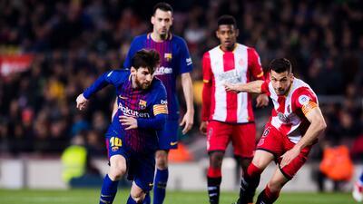 Miami se tambalea como sede del Girona vs. Barcelona