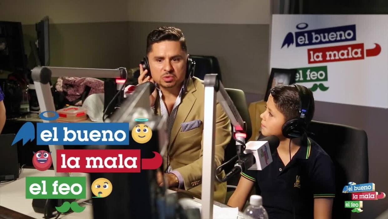 """Larry Hernández: """"Mi hijo Sebastián es mi fan numero uno"""""""