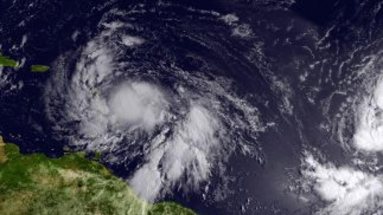 La Tormenta Tropical Isaac