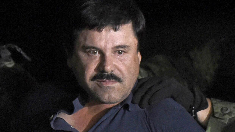 """Fiscal dice que amparos de """"El Chapo"""" no influyen en proceso de extradic..."""
