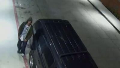 'Los Ángeles en un Minuto': Revelan imágenes los sospechosos de arrollar mortalmente a un indigente