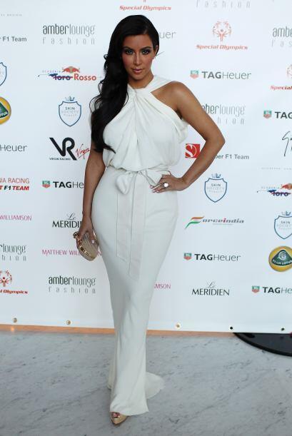 Recientemente, Kim Kardashian volvió a comprometerse y a todos asombró p...