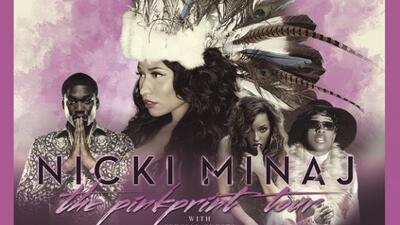 Hot 105.7 invites you to Nicki Minaj: The Pinkprint Tour! Friday, August...