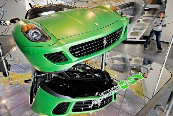 El anuncio de Ferrari y su primer híbrido que podría salir a la venta en...