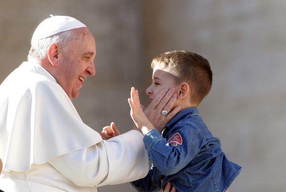 Niños de todo el mundo han sido testigos de las muestras de cariño que J...