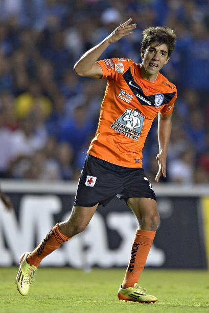 Rodolfo Pizarro (6).- Edwin Hernñandez y el 'Chema' Cárdenas hicieron lo...