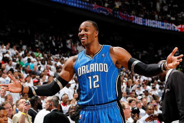 4 - Dwight Howeard del Magic de Orlando. Al mejor jugador defensivo de 2...