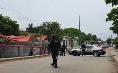 Acribillados a balazos, cuatro menores y su madre murieron en su casa de...