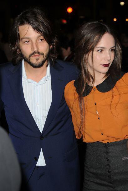 Con altos y bajos, pero ahí la llevaban Camila Sodi y Diego Luna....