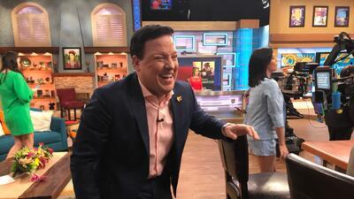 Los mejores momentos de Raúl González en Despierta América (fotos)