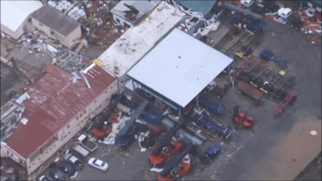 El paso destructivo de Irma por la isla de San Martín (FOTOS) martin4.JPG