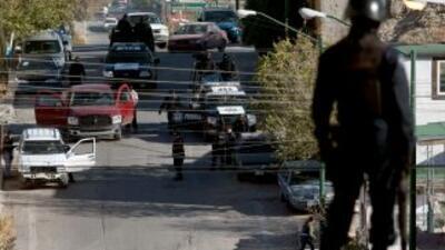 Las calles de Ciudad Juárez están cada día más violentas.