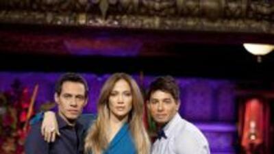 Jennifer Lopex, Marc Anthony y Jamie King también mostrarán sus talentos...