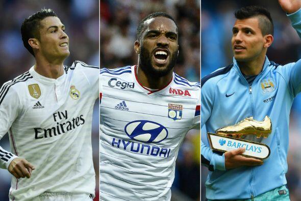 Se terminaron las principales ligas del fútbol europeo, y aquí te decimo...