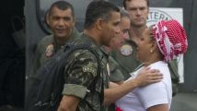 La ex senadora colombiana Piedad Córdoba fue destituida.