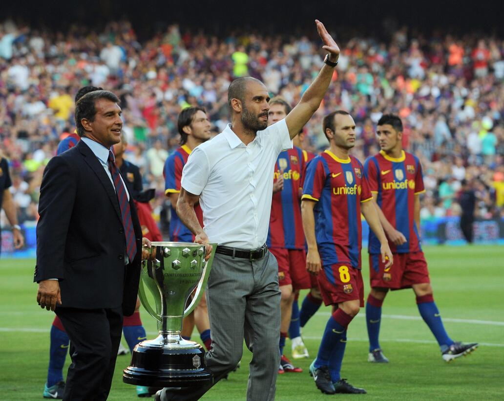 En fotos: Los 23 títulos de Pep Guardiola la-liga-2010.jpg