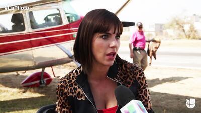 Así reaccionó María Fernanda Yepes tras la muerte de su personaje Zulima...