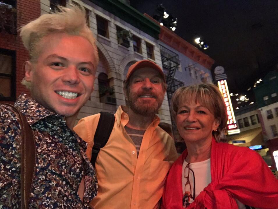 Alejandro Tommasi se casó con su novio en Las Vegas