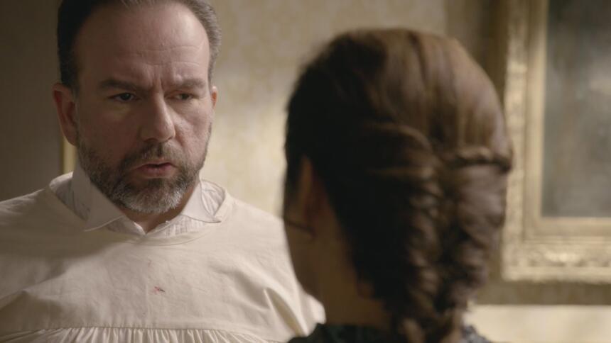 ¿Diego es el culpable de la desaparición de Cristina?