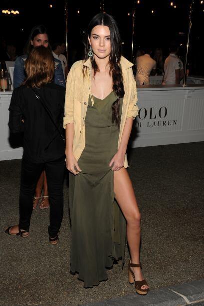 Kendall Jenner se ha vuelto una de las grandes revelaciones de la moda,...
