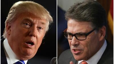 Perry-Trump