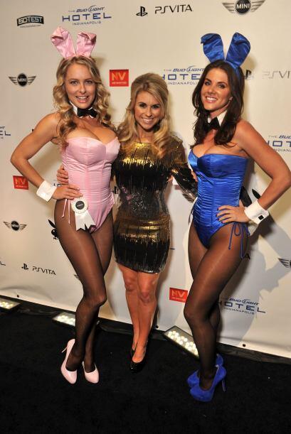 También se llevó a cabo la gran fiesta de Playboy 2012.