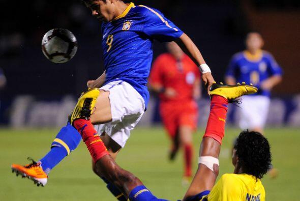 Ecuador se quedó con cuatro puntos y buscará su clasificación en la últi...