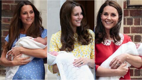 Kate Middleton nacimiento hijos