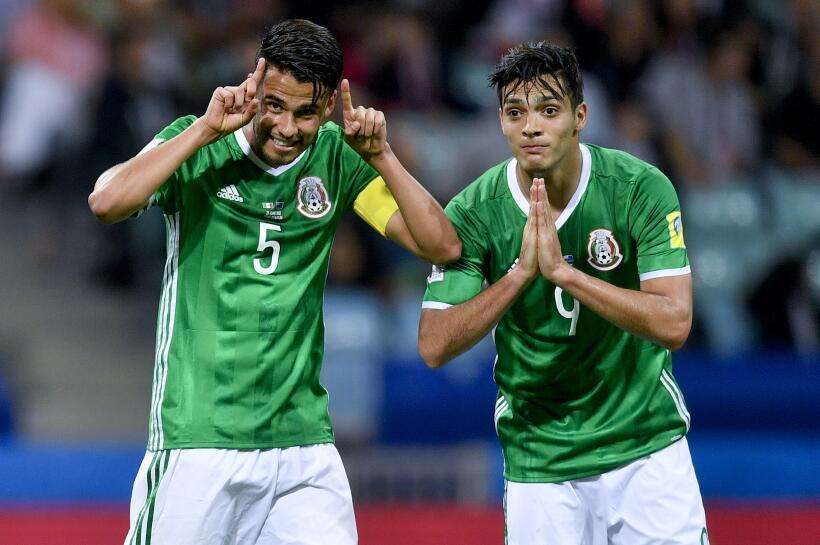 Calificamos a los jugadores del Tri que vencieron a Panamá en el Azteca...