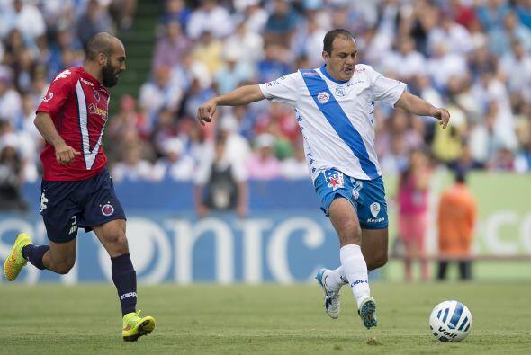 La última vez que se enfrentaron Puebla y Veracruz fue en la Fecha 2 Ape...