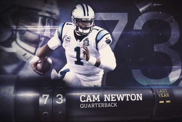 #73 Cam Newton.