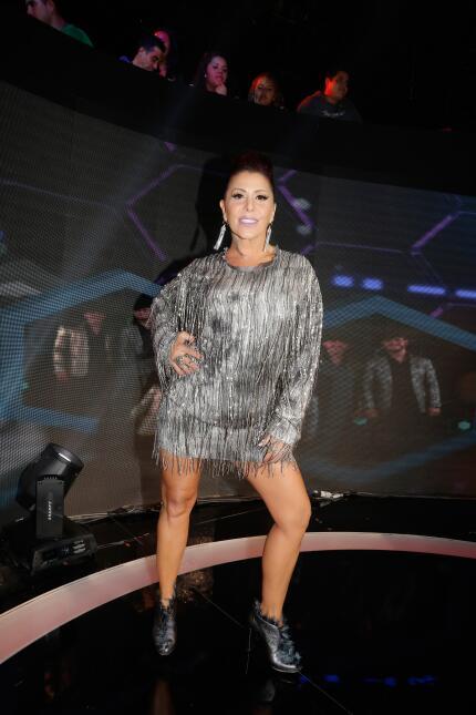 Alejandra Guzmán, Leslie Grace, Chiquis Rivera, Galilea Montijo