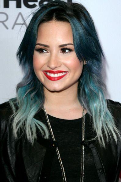 Demi Lovato tampoco ha querido quedarse atrás y le ha entrado a los colo...