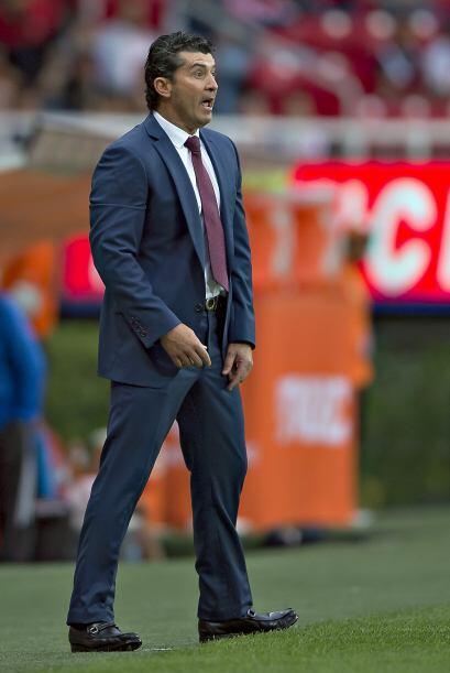 Chivas necesita mostrarse como un equipo de fútbol concentrado y dejar a...