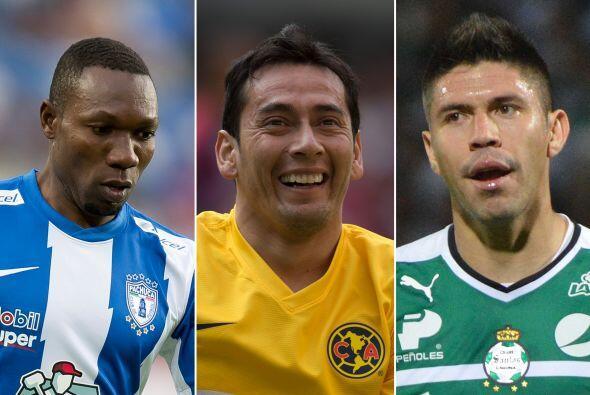 Santos, América y Pachuca tienen el escenario claro y podr&iacute...